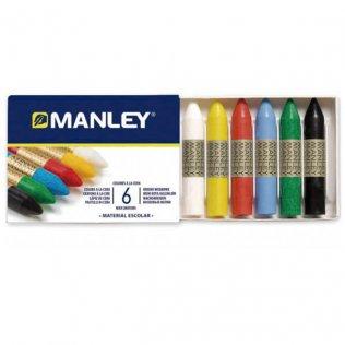 Ceras Manley 6uds.
