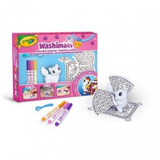 Washimals Pets Set Princesa Crayola