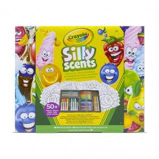 Juego educativo Crayola Mini Kit de Arte Los Olorosos
