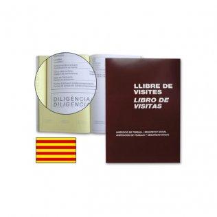 Libros de visitas Castellano/Valenciano/Catalán