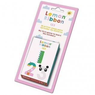 Juego Educativo Lemon Ribbon 123 Fournier