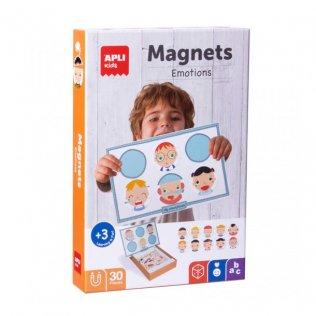 Juego Educativo Magnets Emotions Apli Kids