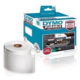Etiquetas Dymo LW Durable 59x102mm 300ud blanco