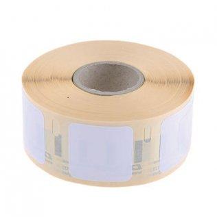 Etiquetas térmicas LabelWriter 25x25mm blanco/papel 750ud