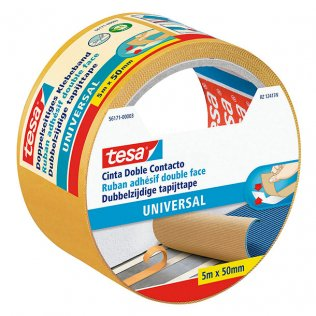 Cinta adhesiva doble cara Tesa 50mm x 5m