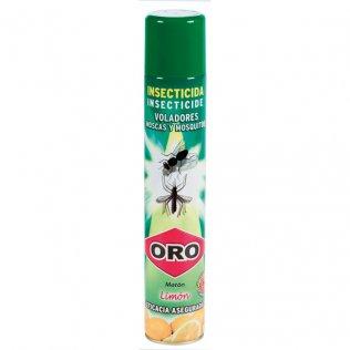 Insecticida moscas y mosquitos Spray Limón 1 litro