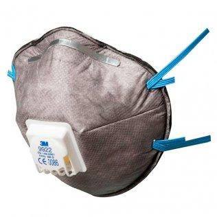 Mascarillas de protección 3M - FFP2 vapores orgánicos