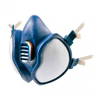 Mascarillas de protección 3M - FFP3 vapores y partículas autofiltrantes