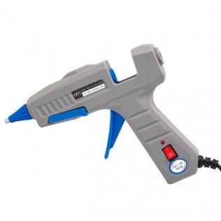 Pistola de cola termofusible 40W gran precisión