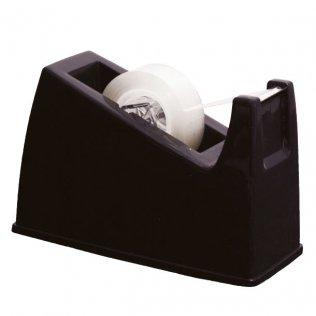 Portarrollos de sobremesa Plus Office 505 negro