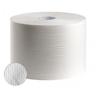 Bobina papel industrial liso 1 capa 1000m