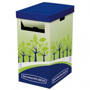Papelera de reciclaje 69 litros Fellowes