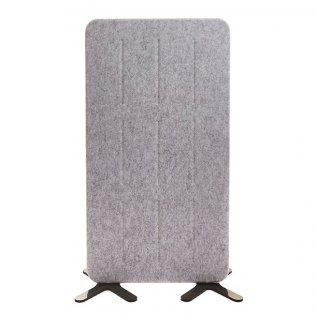 Panel acústico de pie Rocada 65x119cm gris