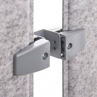 Accesorio unión paneles acústicos Rocada