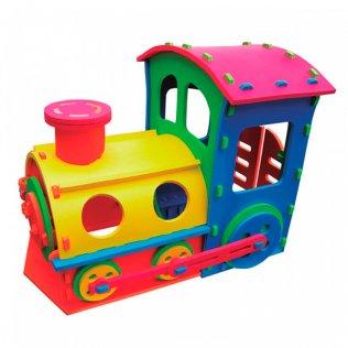 Locomotora multicolor