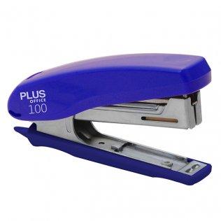 Mini grapadora 100 Plus Office Azul