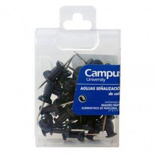 Señalizadores Campus University Negro (35ud/caja)