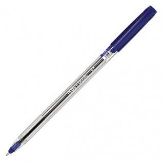 Bolígrafo Plus Basic Azul 0,7 mm