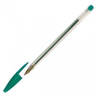 Bolígrafo Bic Cristal Original Verde Tinta aceite