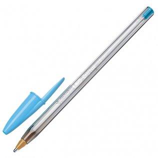Bolígrafo Bic Cristal Fun Azul Celeste