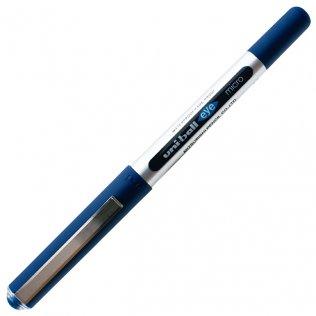 Bolígrafo Roller Uni-Ball UB-150 Eye Micro Azul