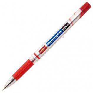 Bolígrafo Roller Plus Office Butterglide Rojo