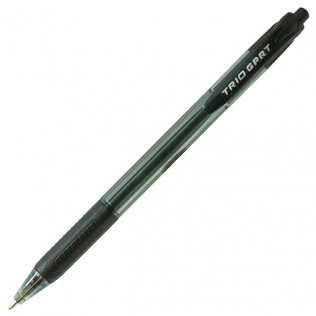 Bolígrafo Plus GP Negro 0,7 mm