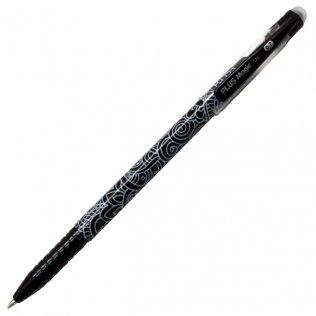 Bolígrafo Borrable Plus Magic Gel Negro 0,7 mm