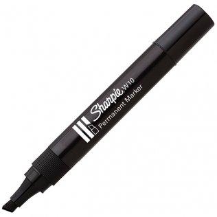Rotulador Permanente Sharpie Jumbo W10 Negro 2,5-5,5 mm
