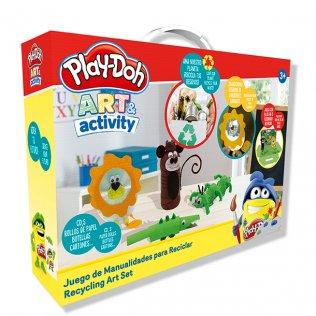 Juego manualidades Play-Doh Jungla
