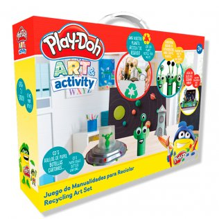 Juego manualidades Play-Doh Espacio
