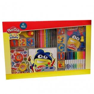 Set de dibujo Play-Doh 67 piezas