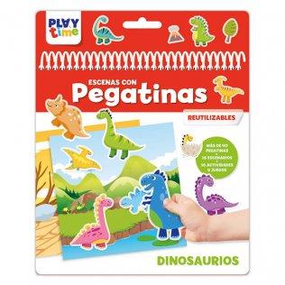 Libreta Educativa Playtime Dinosaurios
