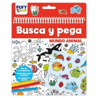 Libreta Educativa Playtime Mundo Animal