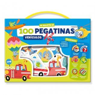 Juego Educativo Playtime Maletín pegatinas vehículos