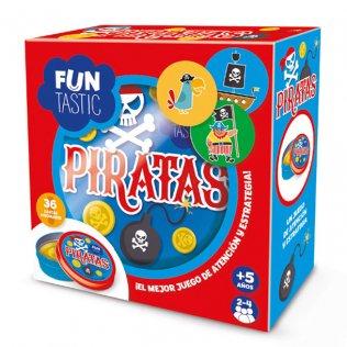 Juego Cartas Funtastic Piratas