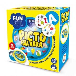 Juego Cartas Funtastic Pictopalabra