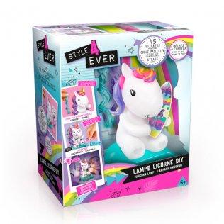 Set de manualidades Unicorn DIY-Lamp