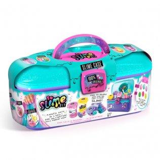 Set de manualidades Slime maletín