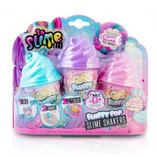 Set de manualidades Slime Fluffy Shaker pack 3 uds