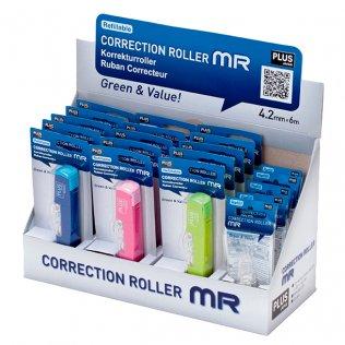 Corrector Plus MR 4,2mmx6m exp 15 unid + 5 recambios