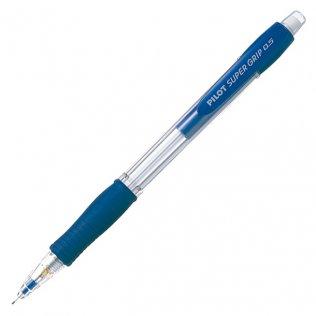 Portaminas Pilot H-185 Super Grip Azul 0,5 mm