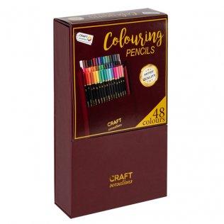 Lápices de colores RMS set 48 ud