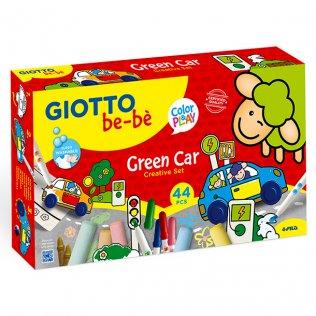 Giotto Bebe Green Car