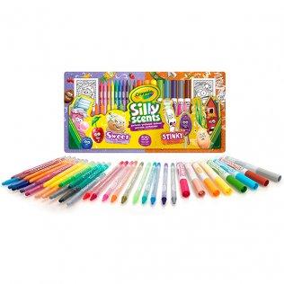 Juego educativo Crayola set actividades Los Olorosos