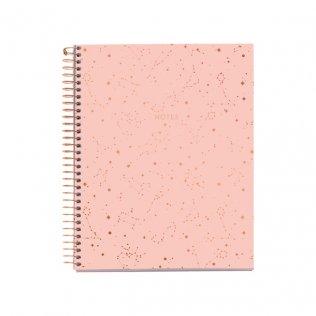 Bloc Miquelrius A5 Constelación Rose Grey CN 120 hojas