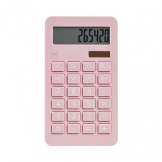 Calculadora Miquelrius Rosa