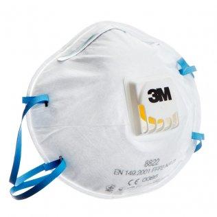 Mascarillas de protección 3M - FFP2 partículas de polvo