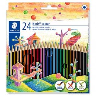 Lápices Noris Colour 24 colores