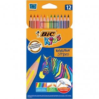 Lápices de colores Tropicolor Estuche 12 uds